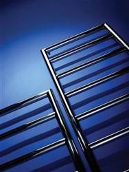 Bisque Pera Stainless Steel Heated Towel Rail