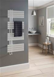 The Radiator Company Piano Lato Towel Rail