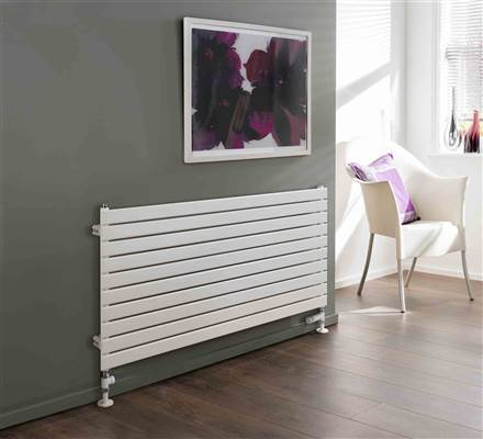 The Radiator Company Piano Single Horizontal Radiator