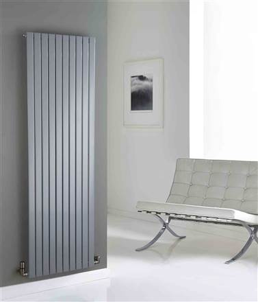 The Radiator Company Piano Double Vertical Radiator