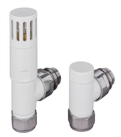 The Radiator Company Pistol TRV Thermostatic Radiator Valve
