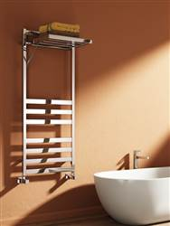 Reina Porte Chrome Towel Rail