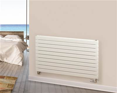 Warm Rooms Slieve Flat Panel Horizontal Radiator