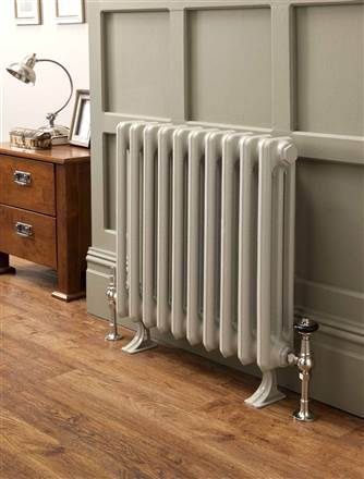 The Radiator Company Priory 4 Column Cast Iron Radiator