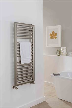 The Radiator Company Pulsar Designer Heated Towel Rail