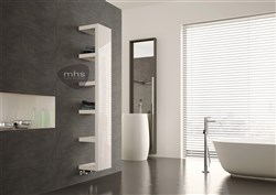 MHS Quadra Vertical Electric Designer Radiator