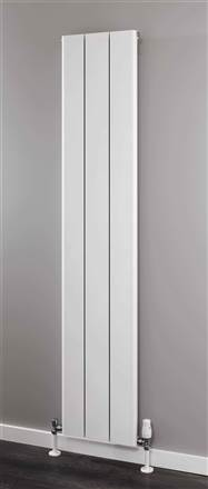 Supplies 4 Heat Radcliffe Vertical Aluminium Radiator