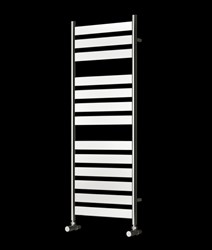 Reina Carpi Chrome Heated Towel Rail