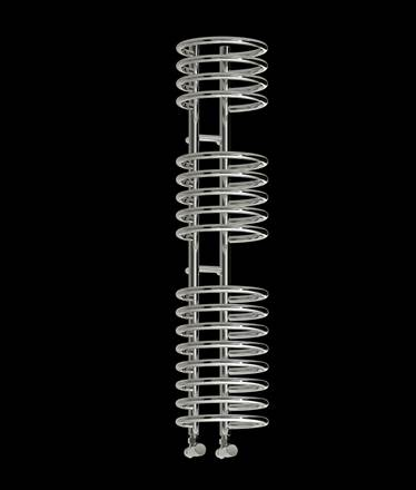 Reina Claro Chrome heated Towel Rail