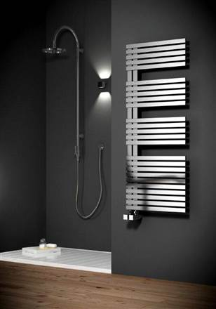 Reina Entice Stainless Steel Heated Towel Rail