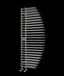 Reina Nola Chrome Heated Towel Rail