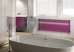 MHS Rigo Heated Towel Rail