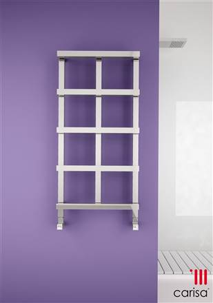 Carisa Rita Steel Towel Rail