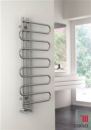 Carisa Rope Steel Towel Rail