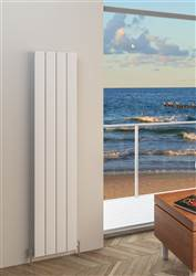 Warmrooms Piazza Vertical Aluminium Radiator