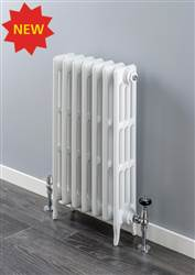 Supplies 4 Heat Sherwood 4 Column Cast Iron Radiator