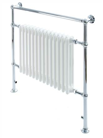 Porter Bathroom SR Traditional Heated Towel Rail