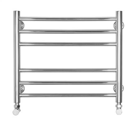 SBH SS300 Baby Flat Straight Stainless Steel Heated Towel Rail