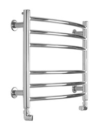 SBH SS302 Baby Curve Stainless Steel Heated Towel Rail