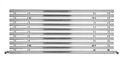 SBH ST903H Tube Horizontal 1300mm Stainless Steel Radiator