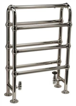 DQ Double Quick Sandhurst Traditional Towel Rail