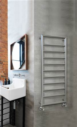 Vogue Smooth II Wall Mounted Towel Rail CN036