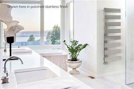 MHS Sofia Stainless Heated Towel Rail