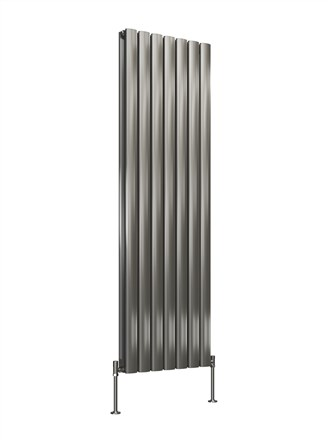 DQ Double Quick Sol Double Vertical Radiator