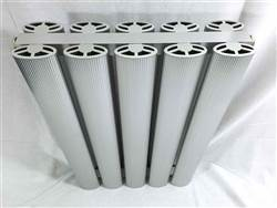 DQ Double Quick Sol Double Horizontal Radiator