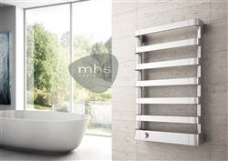 Irsap Step-E Electric Designer Heated Towel Rail