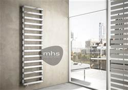 Irsap Step-B Chrome Designer Heated Towel Rail