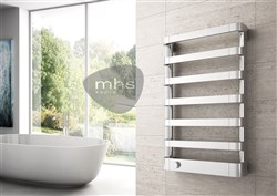 MHS Step-E Electric Designer Heated Towel Rail