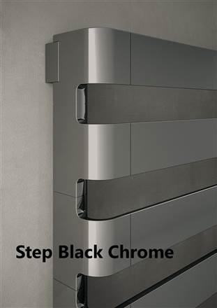 The Radiator Company Step Designer Heated Towel Rail