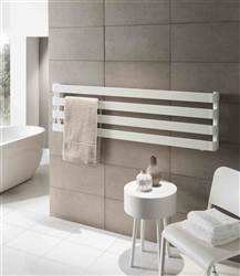 The Radiator Company BDO Step Designer Heated Towel Rail