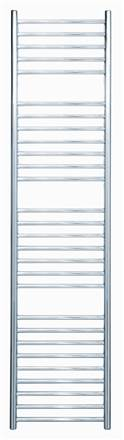 JIS Sussex Beacon stainless steel heated towel rail