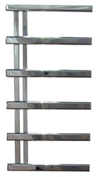 JIS Sussex Goodwood stainless steel heated towel rail