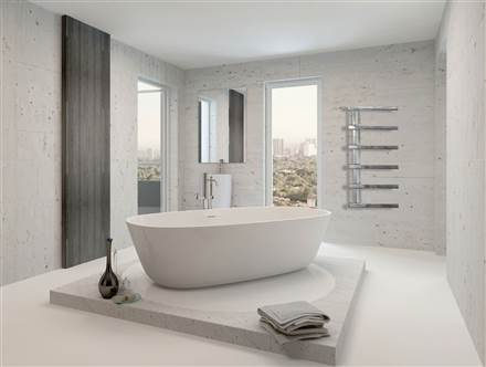 JIS Sussex Hickstead electric towel rail
