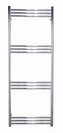 JIS Sussex Lewes Stainless Steel Heated Towel Rail