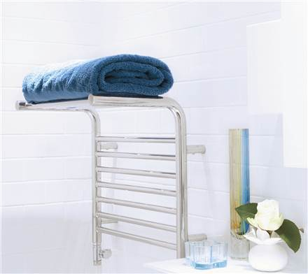 JIS Sussex Newhaven electric towel rail