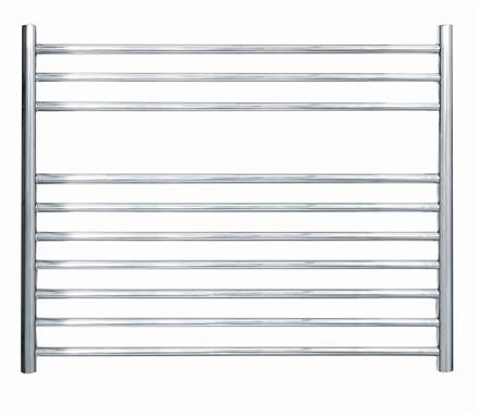 JIS Sussex Newick stainless steel heated towel rail