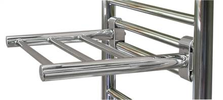 JIS Sussex Buxted Stainless Steel Towel Rail