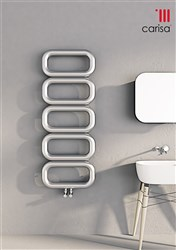 Carisa Talent Stainless Steel Towel Rail