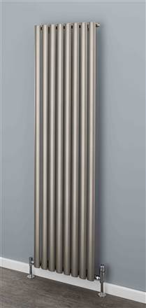 Supplies 4 Heat Tallis White Vertical Radiator