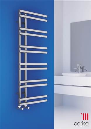 Carisa Tanya Steel Towel Rail