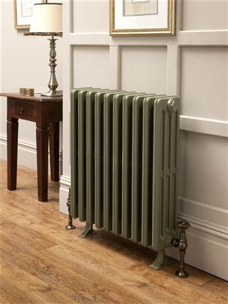 The Radiator Company Telford 4 Column Cast Iron Radiator