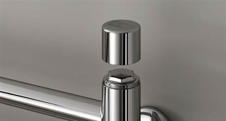 Reina Savio Stainless Steel Towel Rail