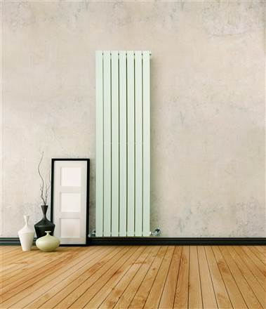 DQ Double Quick Tornado Single Vertical Radiator
