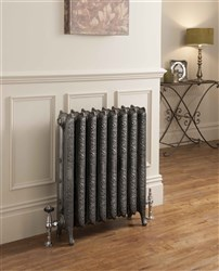 The Radiator Company Trieste Burnished Cast Iron Radiator