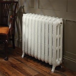 The Radiator Company Trieste 3 Column Cast Iron Radiator