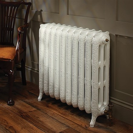 The Radiator Company Trieste 2 Column Cast Iron Radiator
